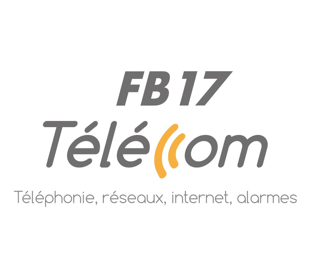 Logo FB 17 télécom